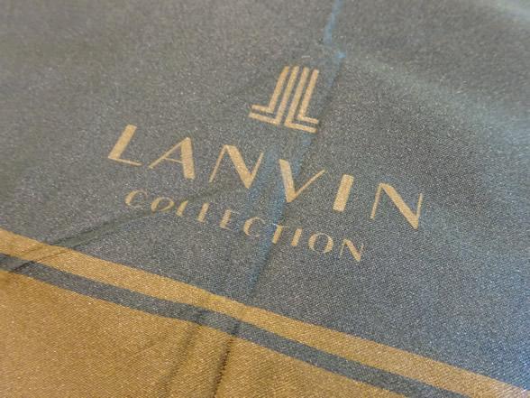 LANVIN,ランバン,心斎橋セレクトショップ,なんばセレクトショップ