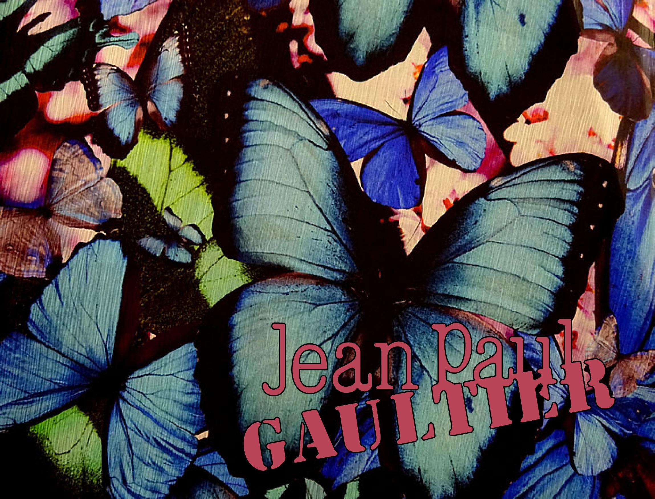 JeanPaulGAULTIER,ジャンポールゴルチェ