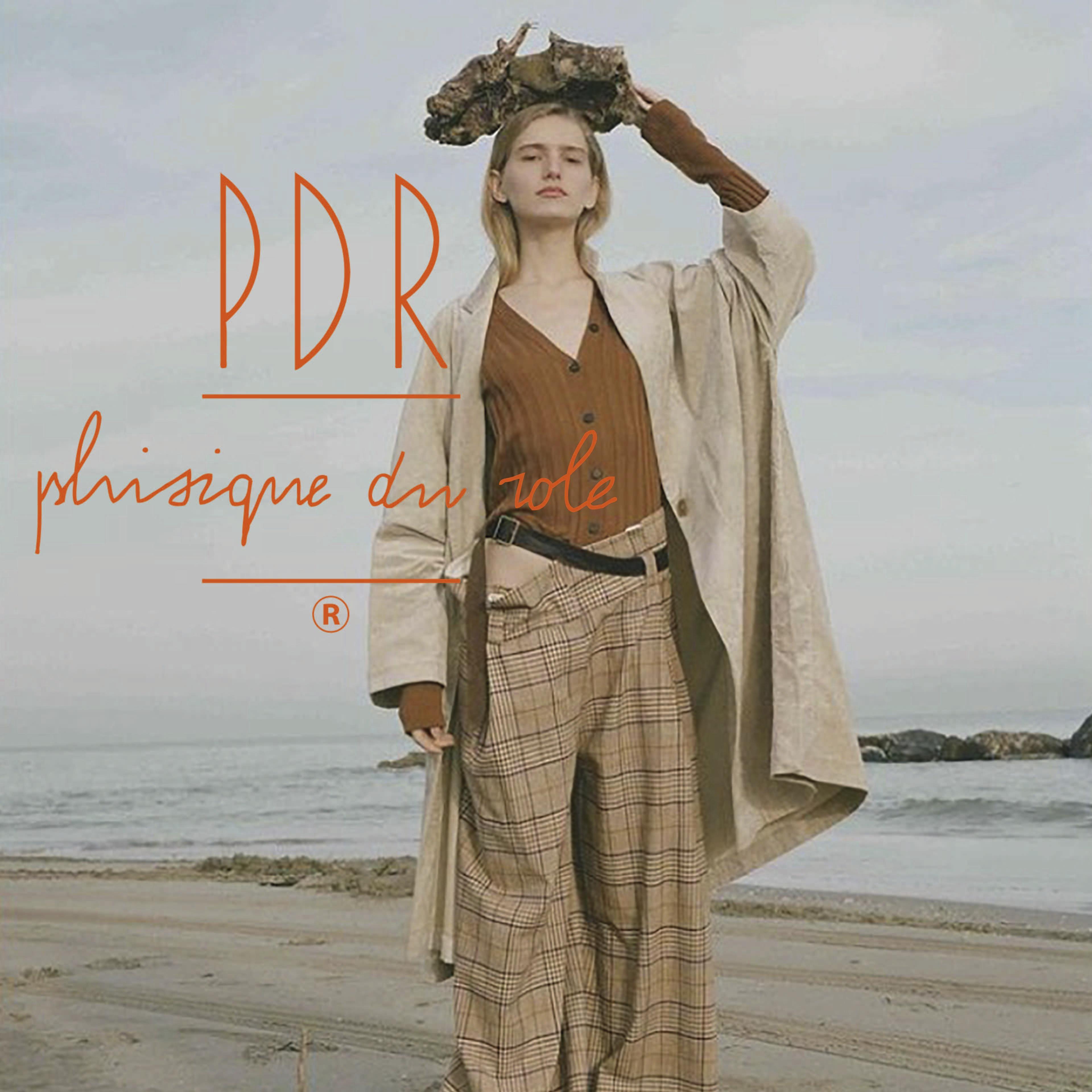 PDR phisique du role,フィジクドゥロール,なんばセレクトショップ